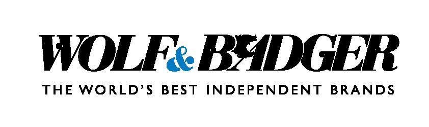 Wolf & Badger logo